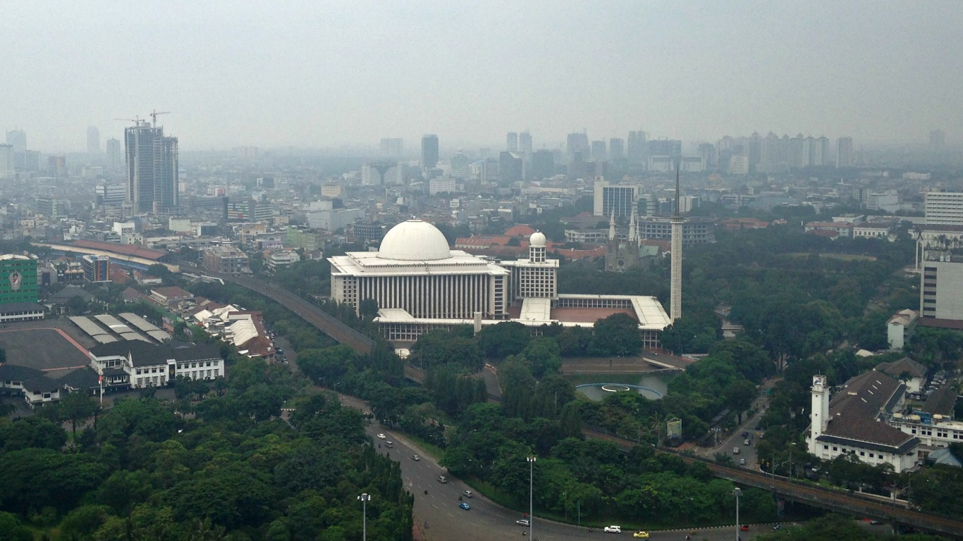 The Grand Mosque Masjid Istiqlal Jakarta Good Guide