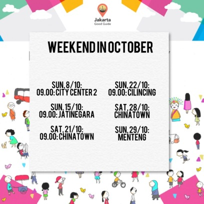 Weekend in October