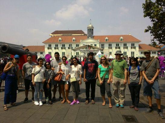 Jakarta Free Walking Tour