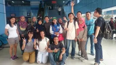 Jakarta Walking Tour: Pasar Baru