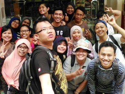Jakarta Walking Tour - Glodok