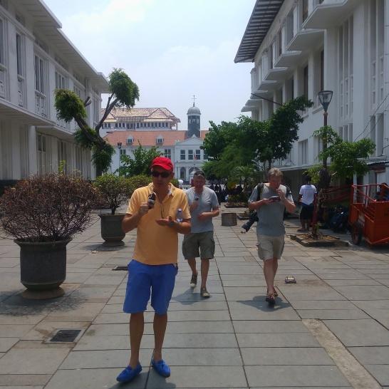 Jakarta Free Walking Tour - Old Town