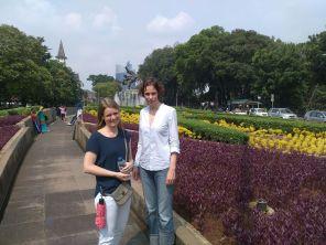 Jakarta Free Walking Tour - Menteng