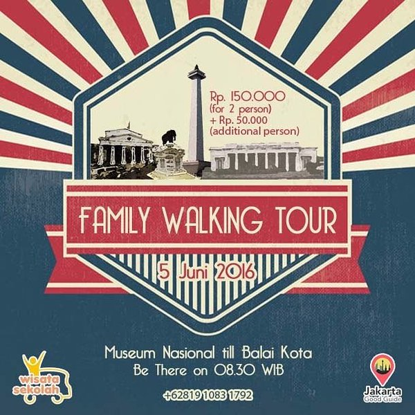 Family Walking Tour